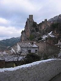 Castillo de la Iruela - Wikipedia, la enciclopedia libre
