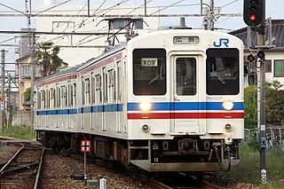 105 series Japanese train type