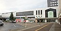 JR Hakodate-Main-Line・Sassho-Line Soen Station building.jpg