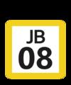 JR JB-08 station number.png