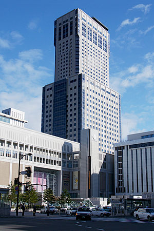 Sapporo JR Tower - JR Tower.