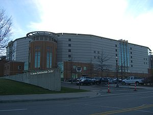 Das Value City Arena at the Jerome Schottenstein Center in Columbus