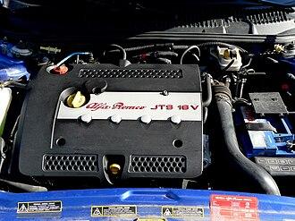 Alfa Romeo JTS engine - 2.0 JTS engine.
