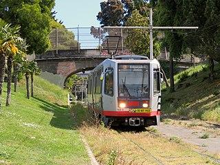 J Church San Francisco light rail line