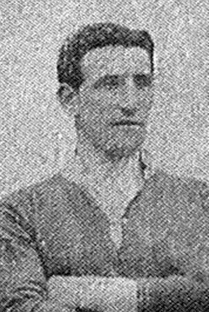 John McConnell (footballer, born 1881) - McConnell while with Brentford in 1906