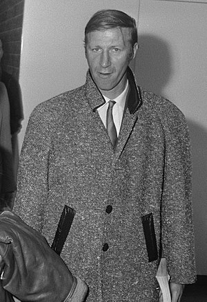 Jack Charlton - Charlton pictured in November 1969