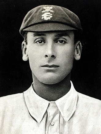 Jack Hobbs - Hobbs in his early career