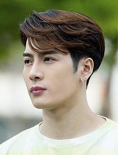 Jackson Wang Hong Kong singer