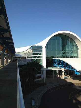 Jacksonville International Airport - Image: Jacksonville Int'l