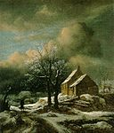 Jacob-van-ruisdael-a-winter-landscape-with-figures-on-a-road-passing-through-a-hamlet.jpg