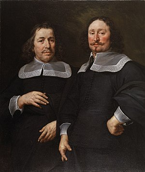 Jacob van Reesbroeck - Image: Jacob van Oost (I) Portrait of two men
