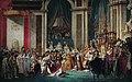 Jacques Louis David - Le Sacre de Napoleon et le couronnement de Josephine a Notre Dame de Paris, 2 decembre 1804 - Google Arts ProjectFXD.jpg