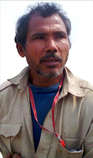 Essay on Jadav Payeng in assamese