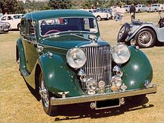 Jaguar Mark IV