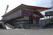 Jahnsportpark berlin 2006