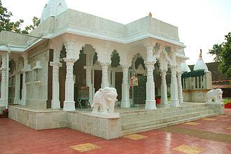 Jain temple, Alleppey - Shri Jain Shwethambar Temple