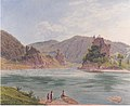 Jakob Alt - Ansicht vom Donaustrudel - 1833.jpeg