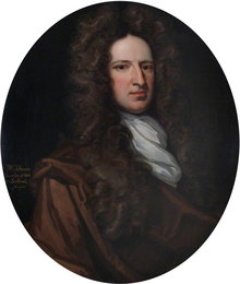 Portrait of James Johnston