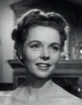 Jane Wyatt in de film Gentleman's Agreement (1947)