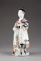 Japansk figur från 1700-talet föreställande borgare - Hallwylska museet - 96063.tif