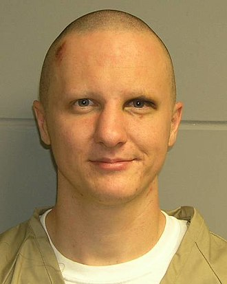 Jared Lee Loughner - Mug shot of Loughner taken by U.S. Marshals on January 22, 2011