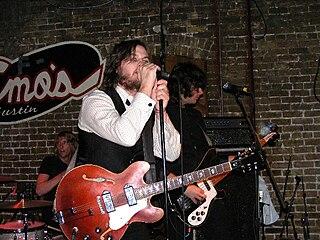 Jason Hill (singer) American musician