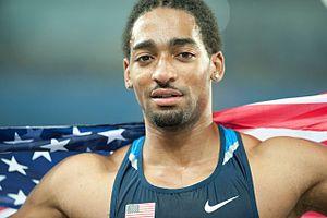 2003 World Youth Championships in Athletics - Jason Richardson of the United States won the 110/400m hurdles double.
