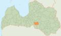 Jaunjelgavas novada karte.png