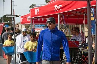Javier Acevedo Canadian swimmer