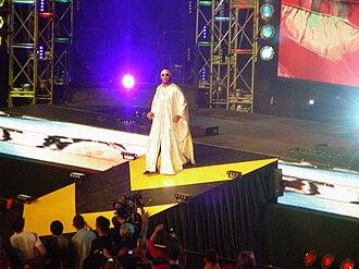 Jay Lethal - Lethal as Black Machismo at Slammiversary 2009