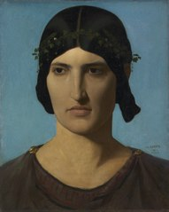 Head of an Italian Woman (1980.264)