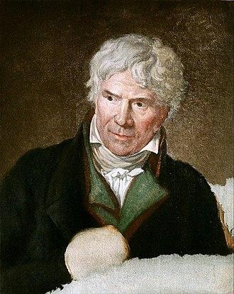 Jean-Michel Moreau - Portrait of Jean-Michel Moreau le Jeune by François-Louis Gounod
