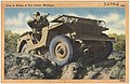 Jeep in action at Fort Custer, Michigan.jpg