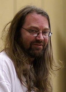 Jeff Minter British video game designer