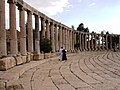 Jerash- Forum of Jerash - panoramio.jpg