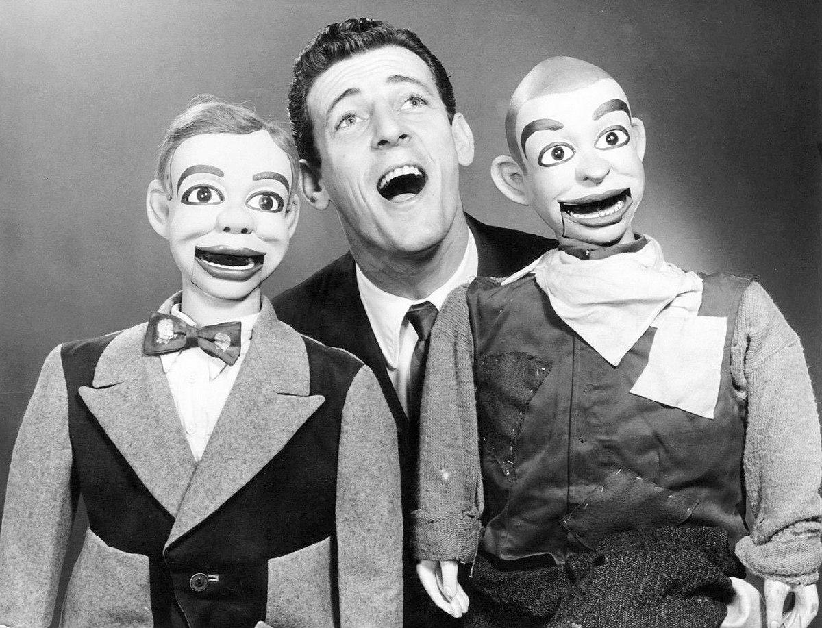 Celebrity ventriloquist dolls
