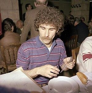 Jesús María Zamora - Zamora in 1981