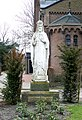 Jezus JP Maas Dorpsstraat Obdam.JPG