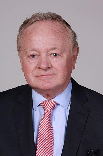 Jim Higgins (Irish politician) - Image: Jim Higgins Ireland MIP Europaparlament by Leila Paul 3