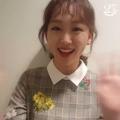 Jin Ki-joo para Marie Claire Korea -마리25주년 스타들의 축하 릴레이 - 진기주 04.png