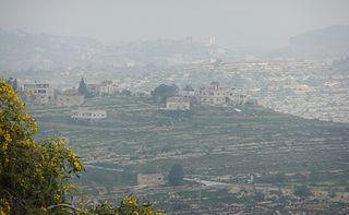 Al-Janiya Village council in Ramallah and al-Bireh Governorate
