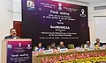 Jitendra Singh addressing at inauguration of the GeoMGNREGA, which was launched in 110 Districts in the country, in New Delhi.jpg