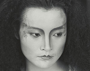 Joan Chen - Chen in fantasy makeup for the 1985 film Dim Sum: A Little Bit of Heart