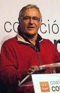 Joan Ribó Spanish politician, engineer and trade unionist