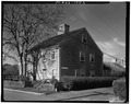 Job Macy House, 11 Mill Street, Nantucket, Nantucket County, MA HABS MASS,10-NANT,51-1.tif