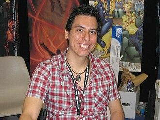 Joe Abraham - Joe Abraham in 2007.