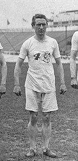 Joe Deakin British athlete