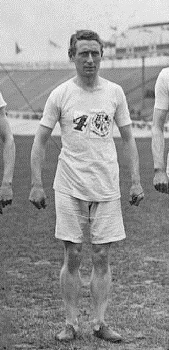 Joe Deakin - Joe Deakin at the 1908 Olympics