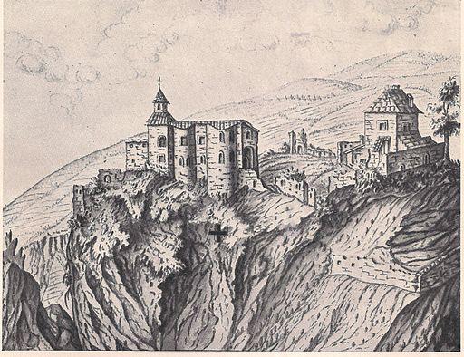 Johan Greil Zenoburg 1813