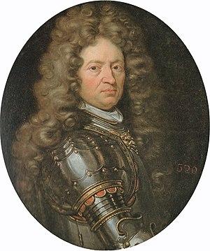 Johann Kasimir Kolbe von Wartenberg - Johann Kasimir Kolbe, Reichsgraf of Wartenberg